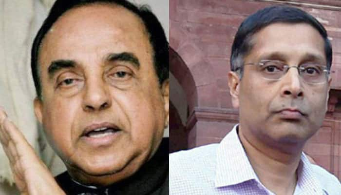 Why Subramanian Swamy is gunning for CEA Arvind Subramanian?