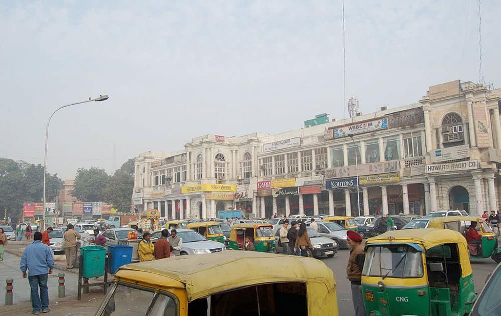 Delhi (Connaught Place)