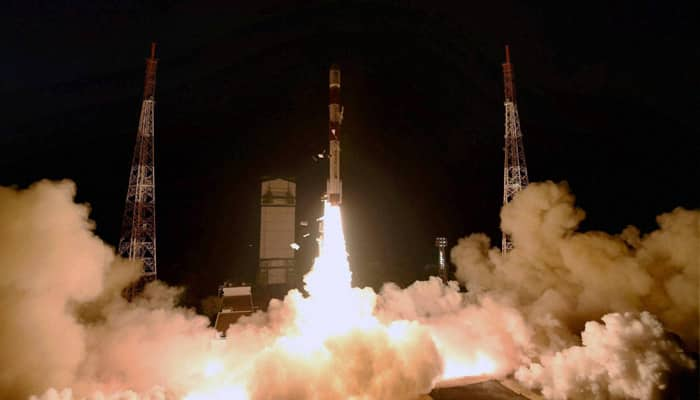 PM Modi congrats ISRO for successful PSLV mission