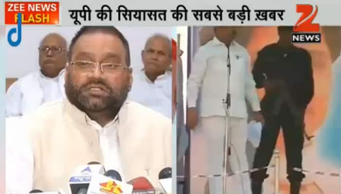 BSP strongman Swami Prasad Maurya quits party, says Mayawati auctioning tickets