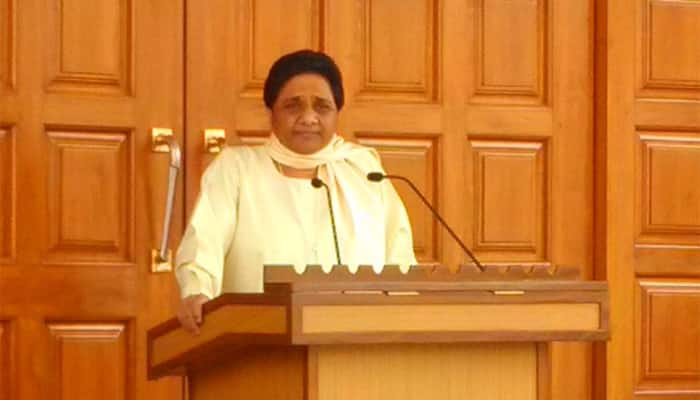 Mayawati hits back hard at Swami Prasad Maurya, says 'he has done a huge favour by quitting'