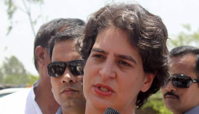 Bikaner land deal case: Media received ED notice a day before we did, says Priyanka Gandhi Vadra