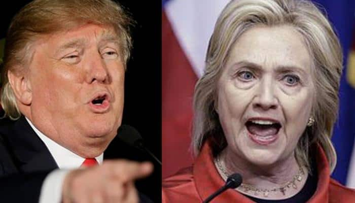 US Presidential Elections: Donald Trump calls Hillary Clinton 'world-class liar' as war of words intensifies