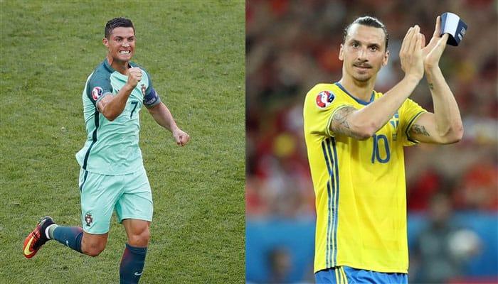UEFA Euro 2016: Cristiano Ronaldo rescues Portugal; Belgium seal last-16 berth in Zlatan Ibrahimovic's farewell