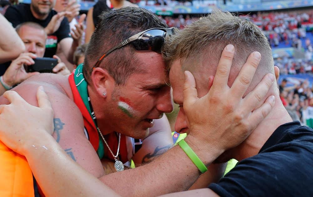 Euro 2016: Match 34, Hungary VS Portugal
