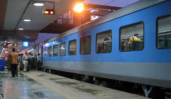 Subsidy information now on Indian Railways train tickets