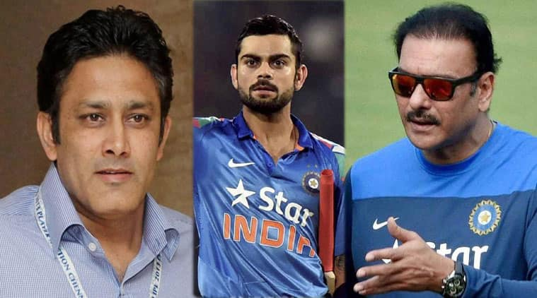 Anil Kumble or Ravi Shastri: Did BCCI ask Virat Kohli to pick one between the two as India's next coach?