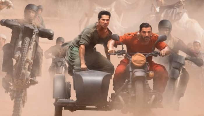 'Dishoom' team to begin promotions at India's centrepoint