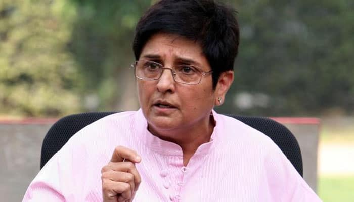 Kiran Bedi seeks banks' help for 'prosperous' Puducherry