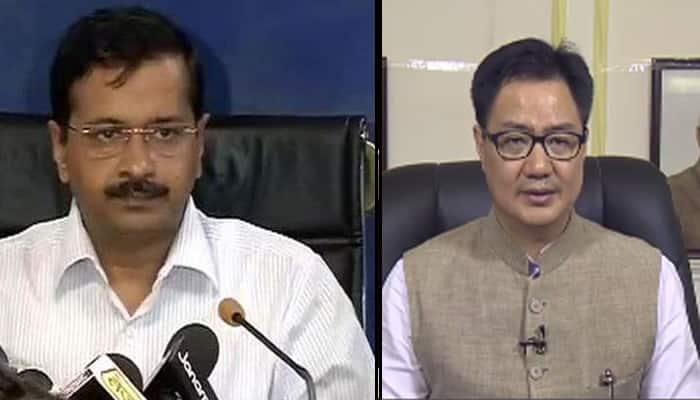 MM Khan murder case: AAP must realise it is no longer a 'street organisation', says Kiren Rijiju