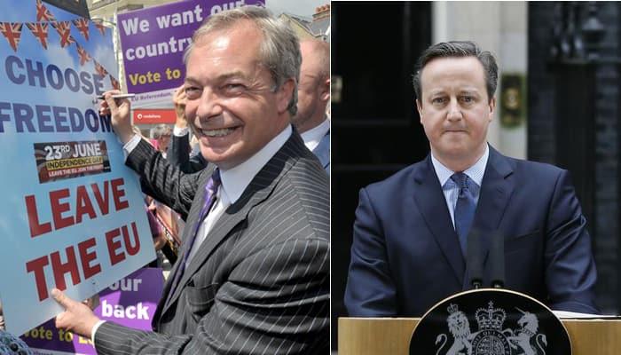 Brexit Vote: UK decides to quit European Union; PM David Cameron to resign