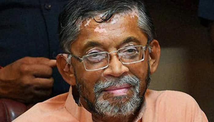 BJD members stone Textile Minister Santosh Gangwar's car in Odisha, MLA arrested