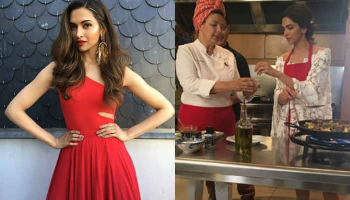What's cooking! When Deepika Padukone donned the chef hat – View pic