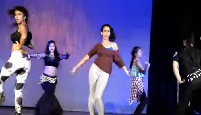WATCH: What a dance! Sizzling performance by IIT-Delhi girls on Sunny Leone's Baby Doll - You'll go mad!