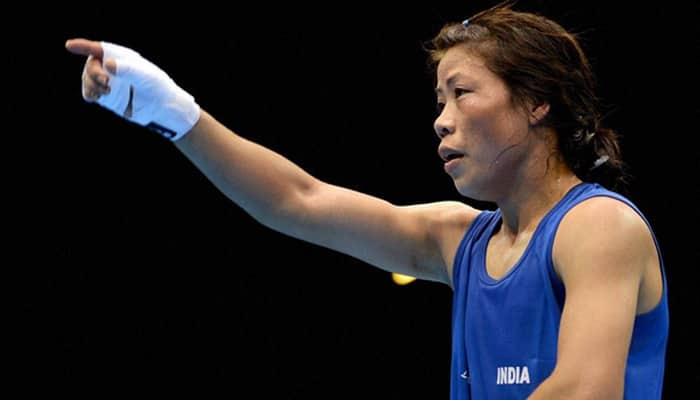 Boxing as good as dead in India, rues Mary Kom