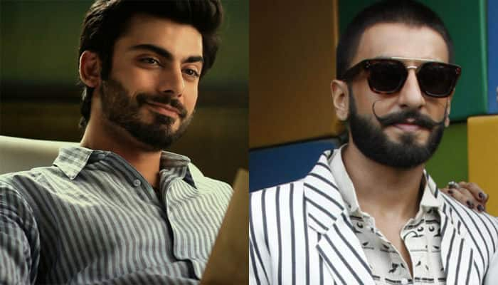 IIFA 2016: Ranveer Singh gets his fanboy moment with Fawad Khan!