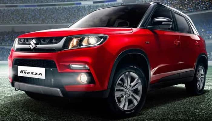 Vitara Brezza, Innova make it to top 10 best selling passenger vehicles in May