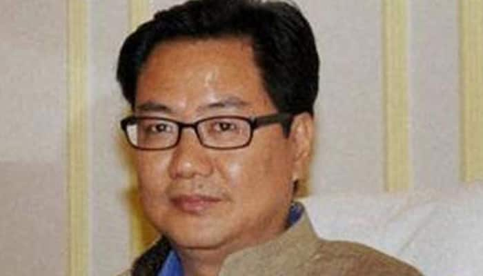 Attack on CRPF convoy a desperate attempt to create problems: MoS Kiren Rijiju