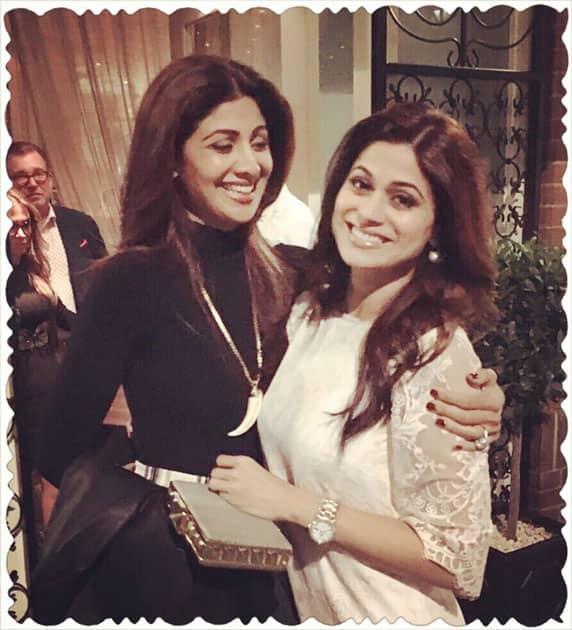 sisterlove #moments- Shamita Shetty