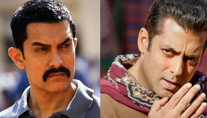 Is Aamir Khan scared of 'Sultan'? Here's what Salman Khan has to say