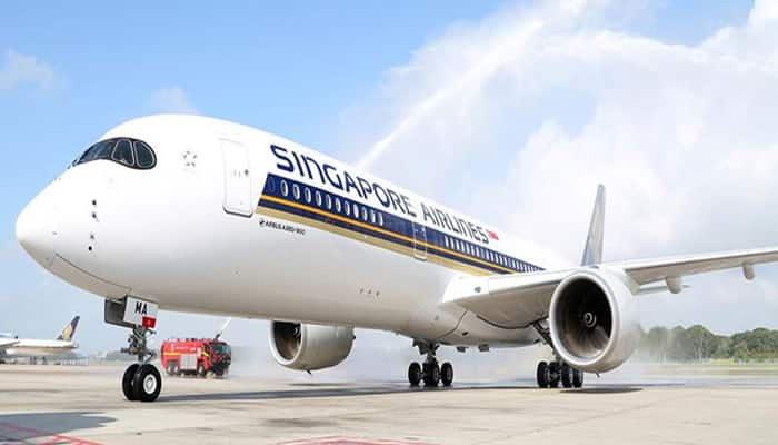 Singapore Airlines flight caught fire during emergency landing at Changi Airport - Details here