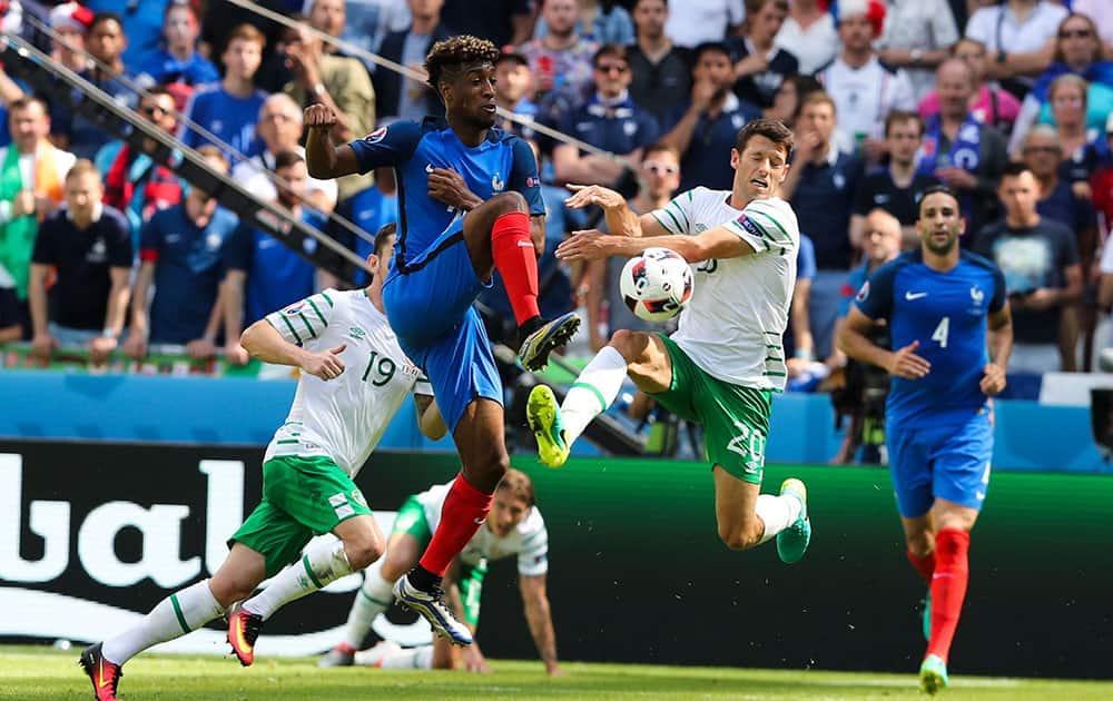 Euro 2016: Match 40, France VS Ireland