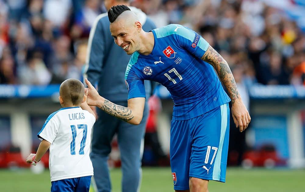Euro 2016: Match 41, Germany VS Slovakia