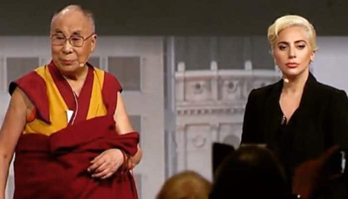 Lady Gaga meets Dalai Lama—See pics!