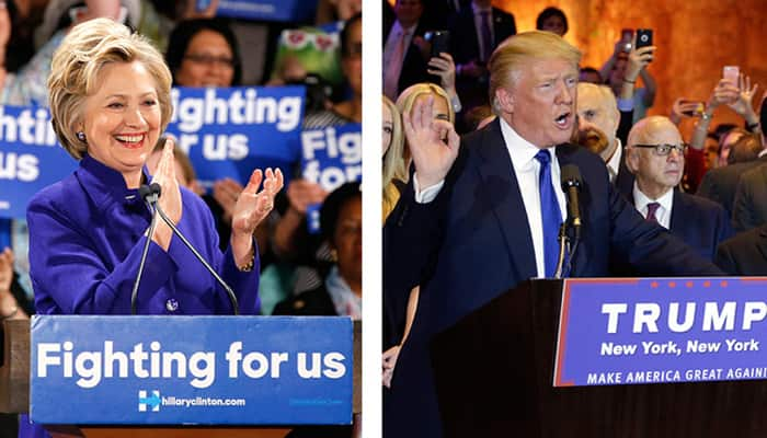 Hillary Clinton takes a dig at Donald Trump over Brexit