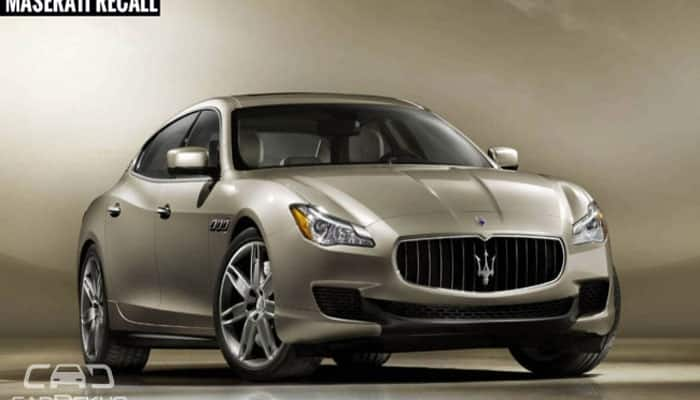 faulty gear-shift lever makes fca recall 13,092 maserati cars in us