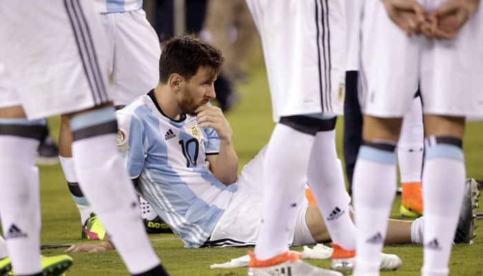 Indian Sports Fraternity on Lionel Messi's decision to quit Argentina. See their reaction on Twitter!