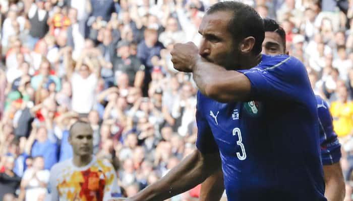 Euro 2016: Italy vs Spain - As it happened...