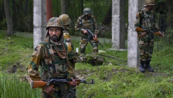 Terrorists barge into BJP leader's residence in J&K's Chadoora, snatch AK-47 rifle from his PSO