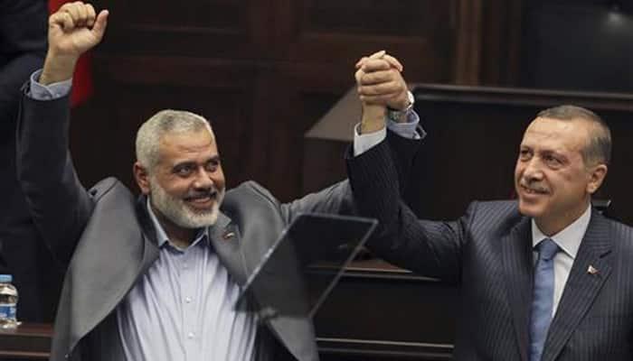 Hamas thanks Turkey for Gaza efforts in Israel deal