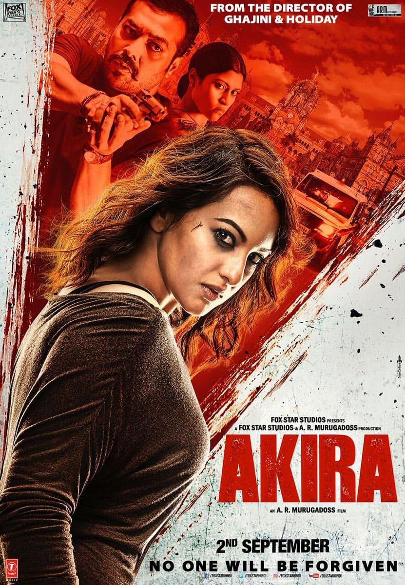 1st poster of Akira