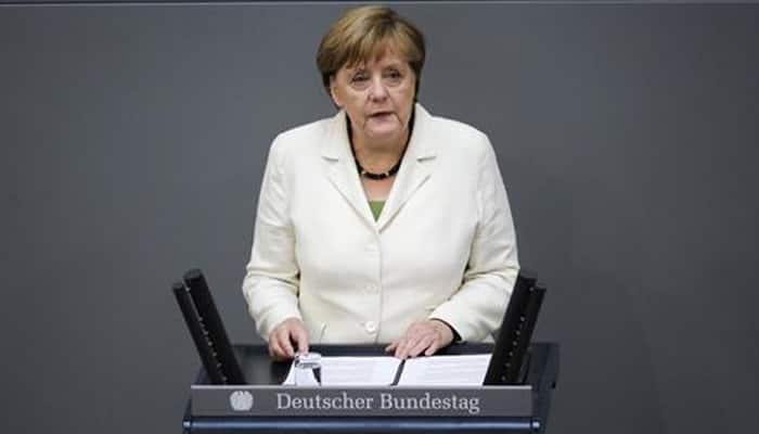 Chancellor Angela Merkel tells Britain no 'cherry-picking' in Brexit talks