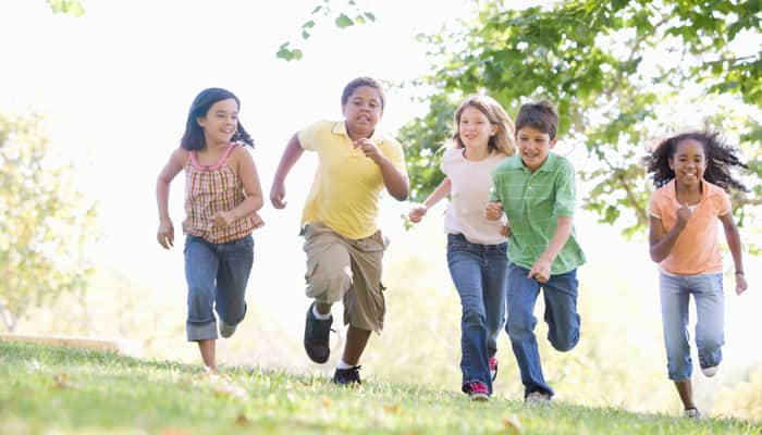 How Outdoors Makes Your Kids Smarter >> Outdoor Games Can Make Your Kid Smarter Health News