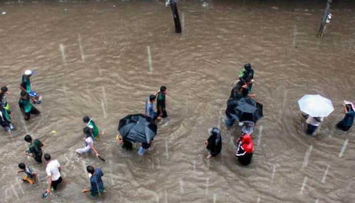 Rain plays havoc in Mumbai; heavy showers predicted for another week