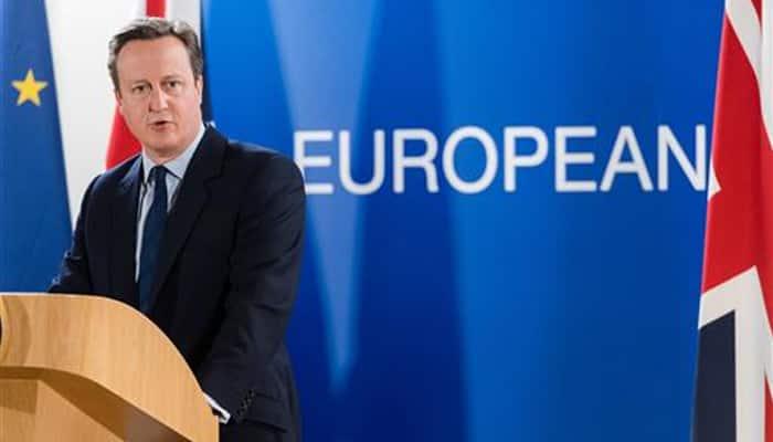 Britain wins Brexit breathing space at gloomy EU summit