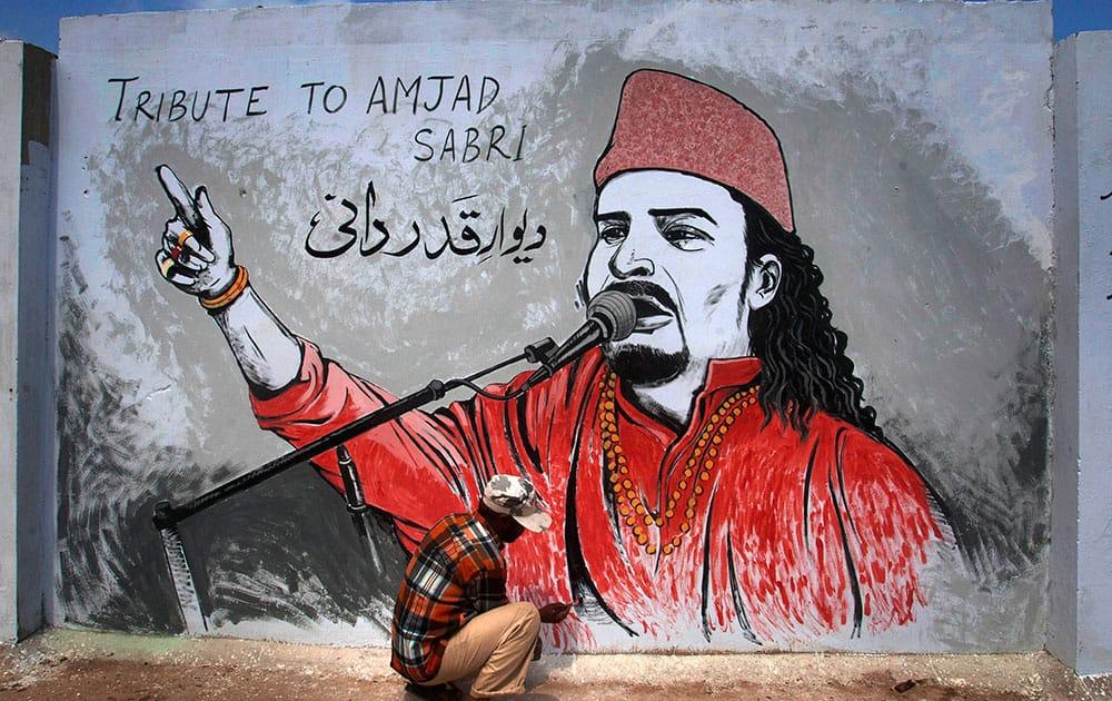 A tribute to Amjad Sabri