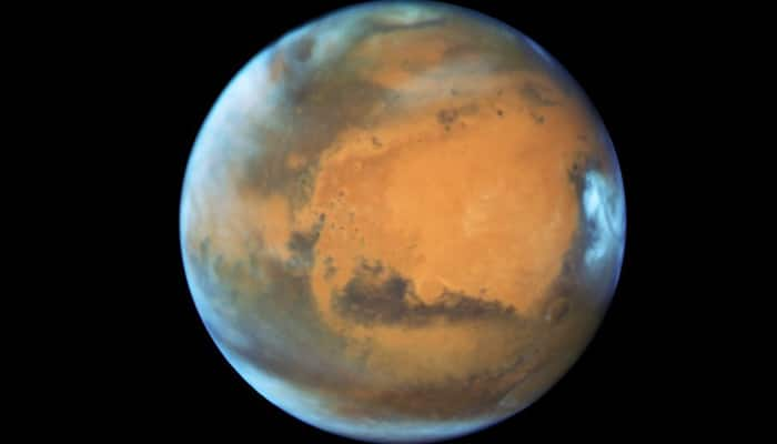 Atmosphere of ancient Mars had high levels of oxygen: NASA