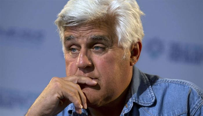 Jay Leno survives accident