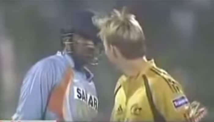 VIDEO: Brett Lee sledged Zaheer Khan while he was batting. What happened next will blow your mind!