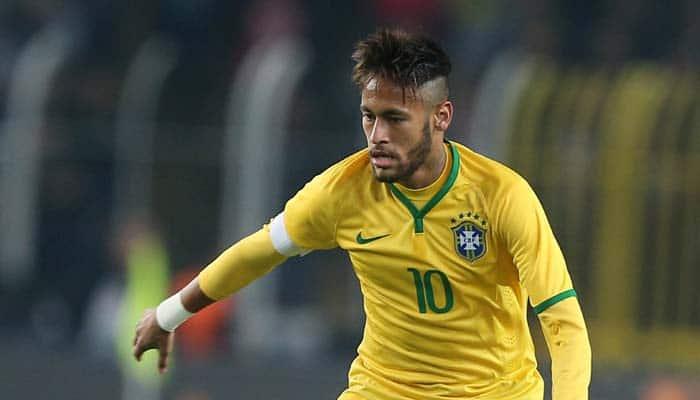 Neymar, Douglas Costa named in Brazil's Olympic squad