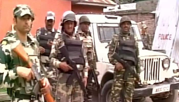 Hizbul commander's top aides arrested in Sopore, arms and ammunition seized
