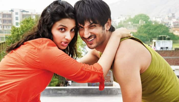 Parineeti Chopra to romance Sushant Singh Rajput in upcoming flick?