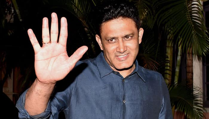 Conflict of interest: Interviewer VVS Laxman and interviewee Anil Kumble 'business partners'?