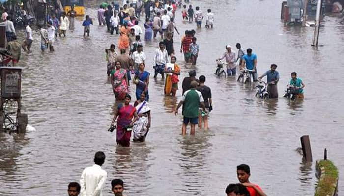 Schools, colleges shut in rain-hit Karnataka district