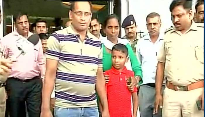 Delhi boy 'Sonu', abducted 6 years ago, returns home from Bangladesh today