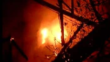 Fire breaks out at Amritsar railway station; damages main server, other equipments